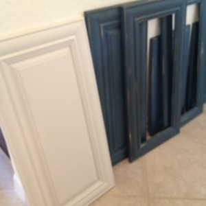 Kitchen Cabinet Update Chalk Paint Finish